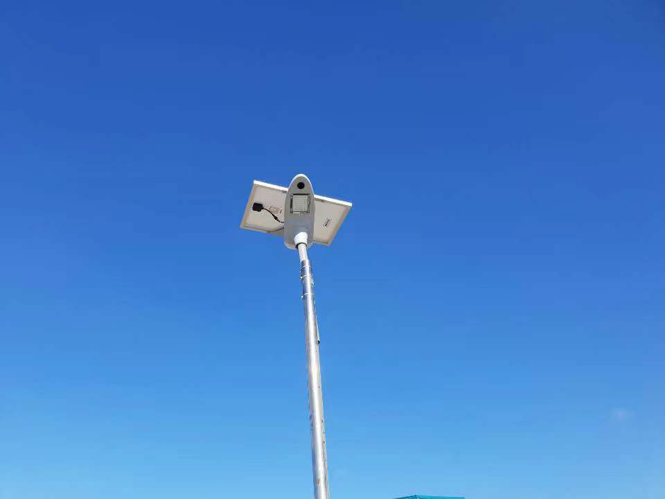 Y Series All in One Solar Street Light Projects