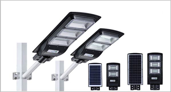 E Series All in One Solar Street Light