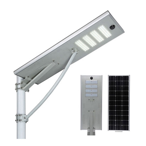 80W Solar Street Light - A Series