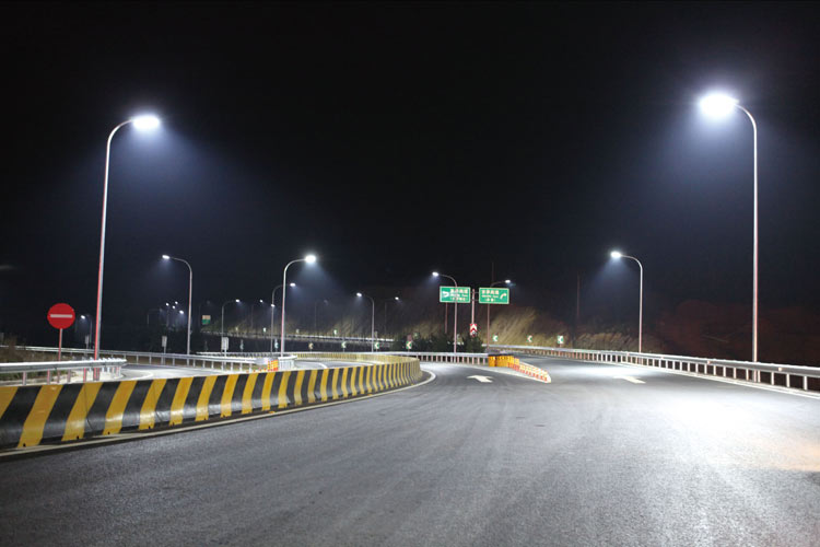 150W LED Street Light for Road Projects